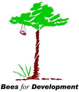 Bees for Development Logo