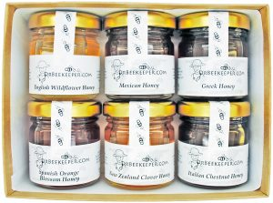 DrBeekeeper's World Honey Gift Box