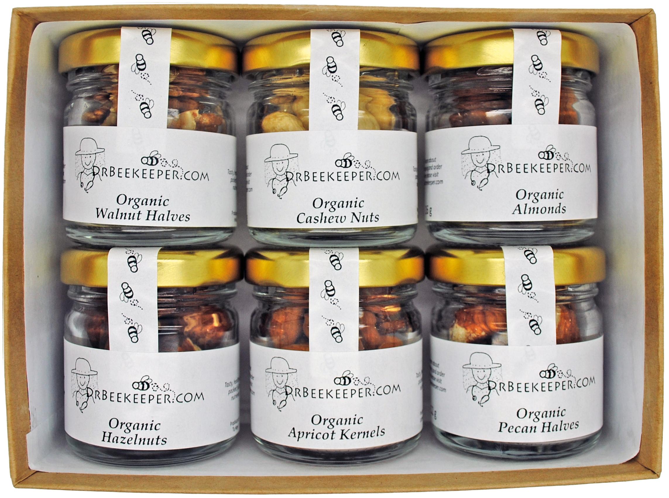 DrBeekeeper's Organic Nut Gift Box