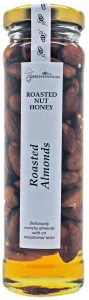 Dr Beekeeper's Roasted Almond Honey Infusion