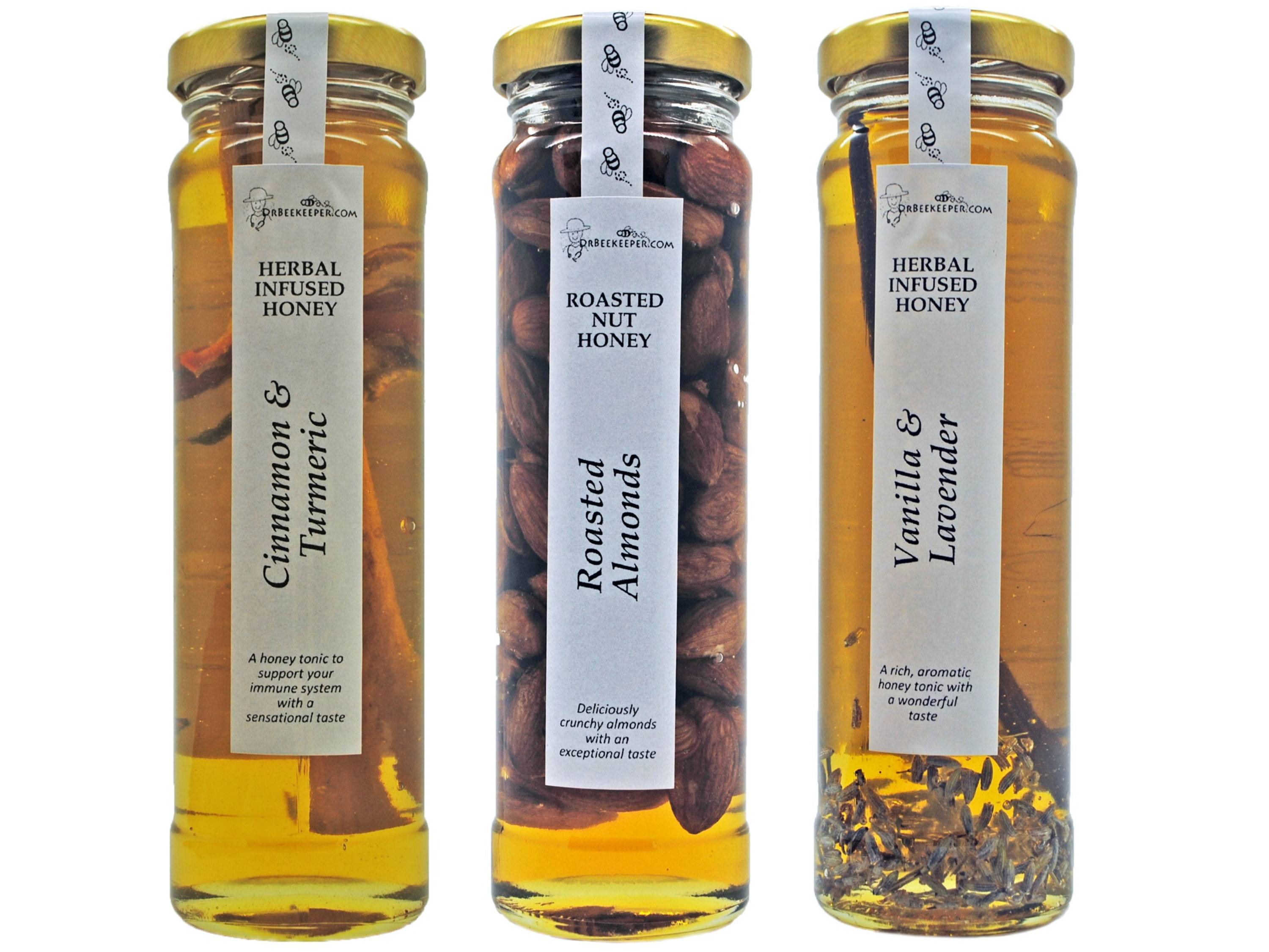 DrBeekeeper Honey Infusions