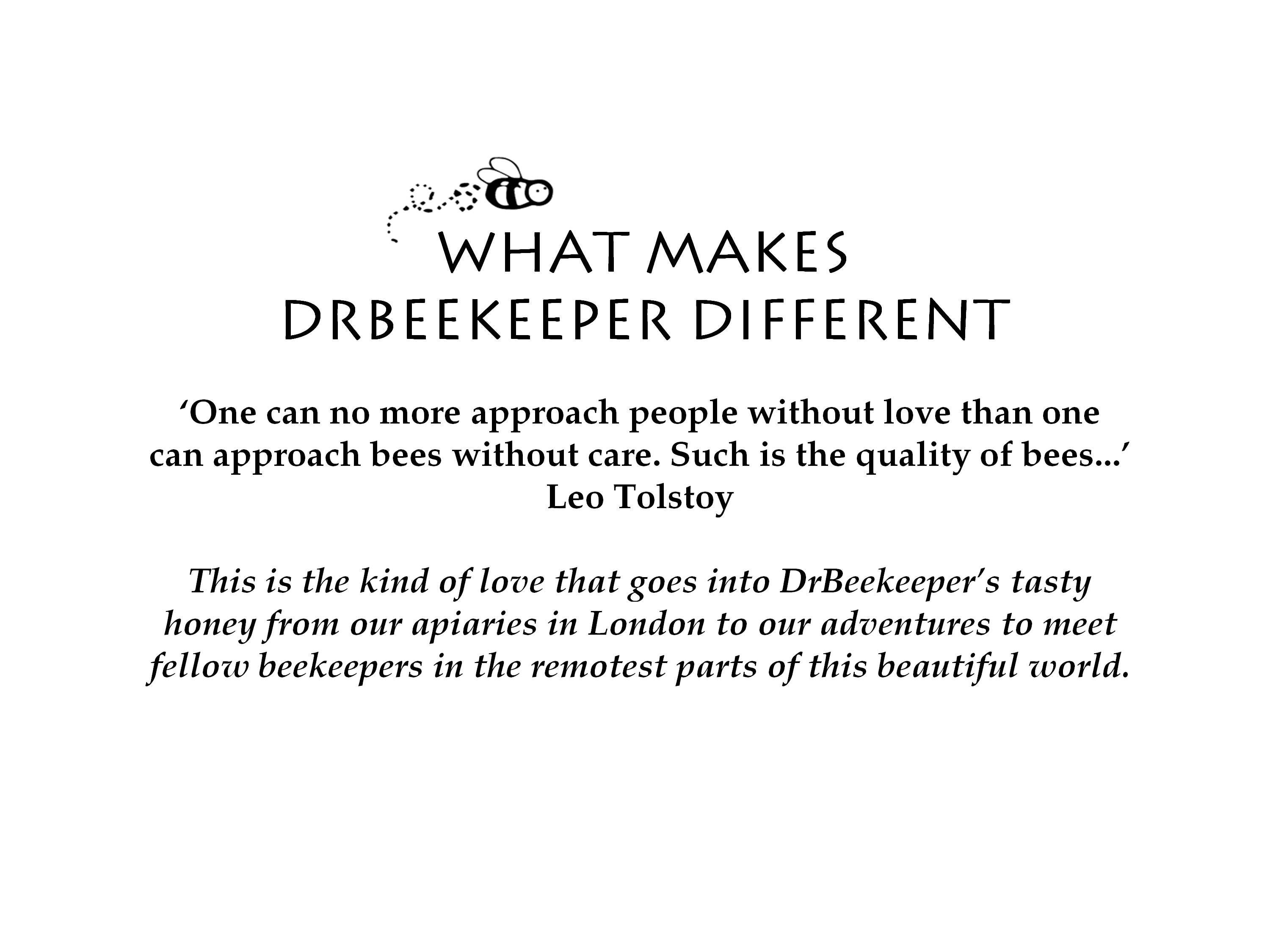 What Makes DrBeekeeper Different?