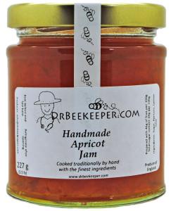 DrBeekeeper Handmade Apricot Jam