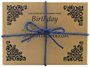 DrBeekeeper His Birthday Gift Box