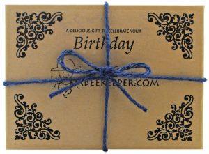 DrBeekeeper His Birthday Gift Box