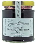 DrBeekeeper Handmade Blackberry & Elderflower Jam