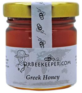 DrBeekeeper Greek Honey