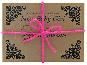 DrBeekeeper New Baby Girl Gift Box