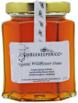 DrBeekeeper Organic Wildflower Honey