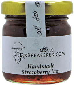 DrBeekeeper Handmade Strawberry Jam