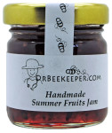 DrBeekeeper Handmade Summer Fruits Jam