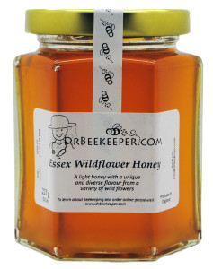 DrBeekeeper Essex Wildflower Honey
