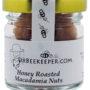 DrBeekeeper Honey Roasted Macadamia Nuts